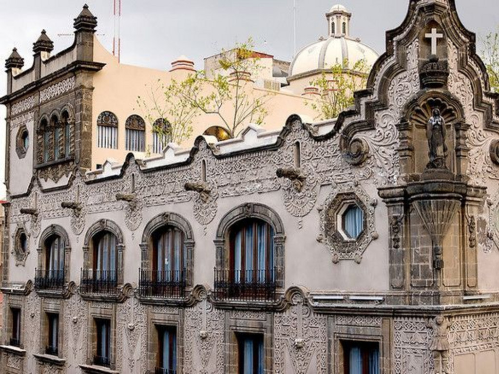 Hampton Inn Suites **** in Mexiko City