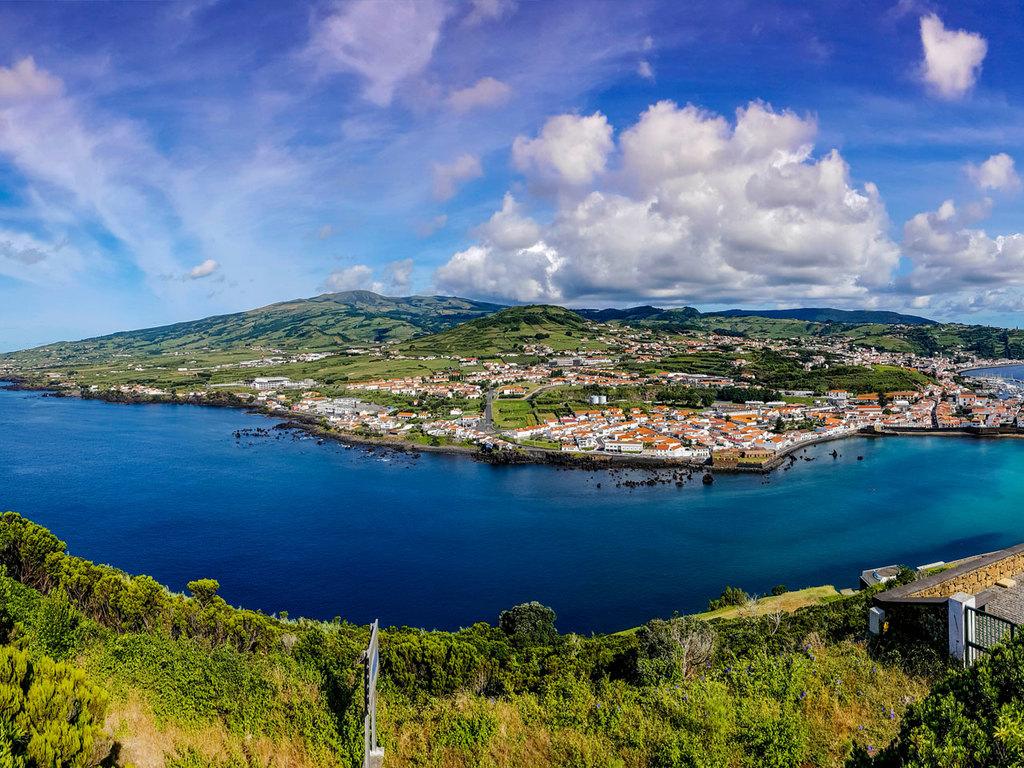Faial: Vormittag frei, nachmittags Wanderung Caldeira