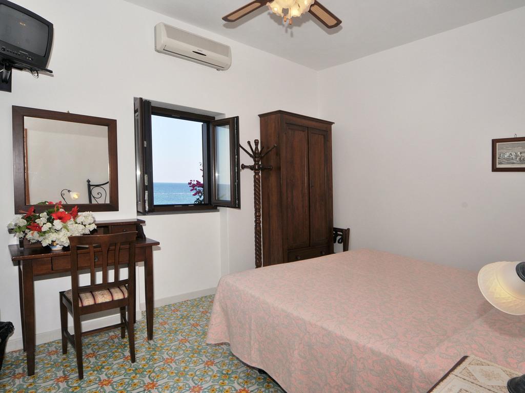 Hotel Villaggio Stromboli*** auf Stromboli