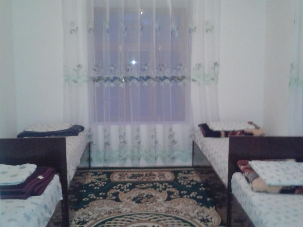 einfaches Gästehaus in Sentyab