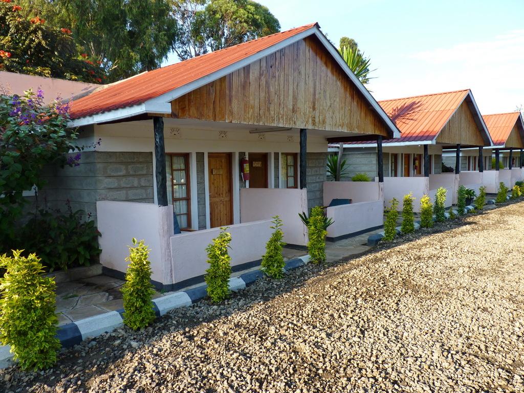 Lions Court Lodge ** in Nanyuki