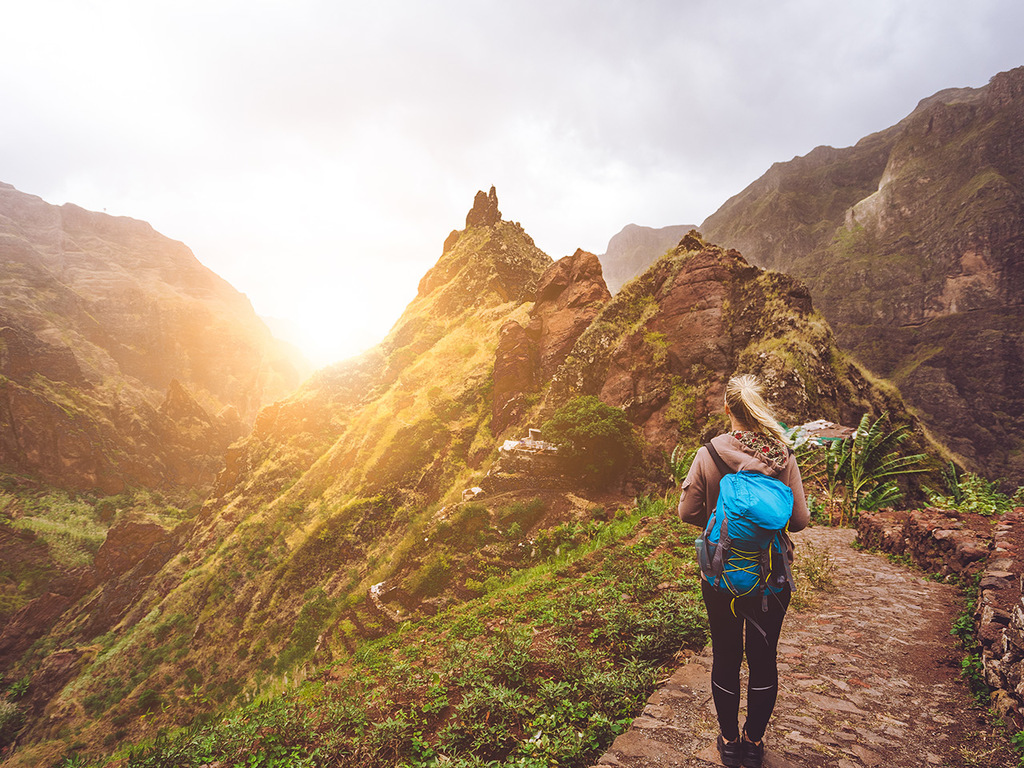 Caibros – Chã d'Igreja: Trekkingtag 2