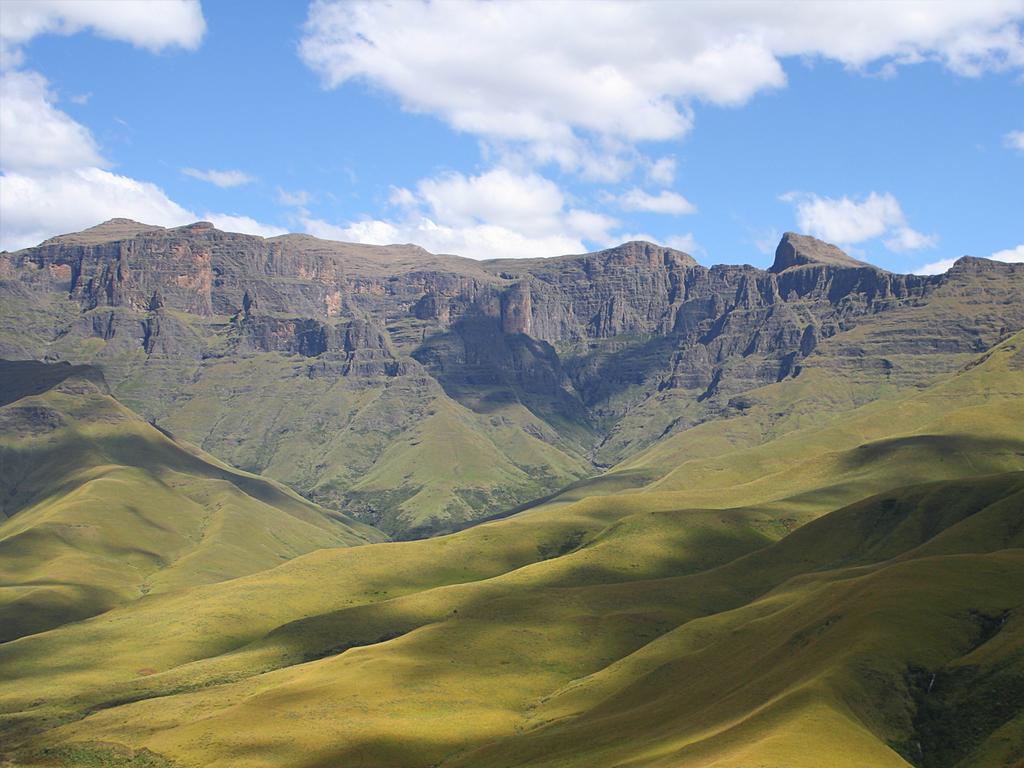 Drakensberge: ganztägige Wanderung