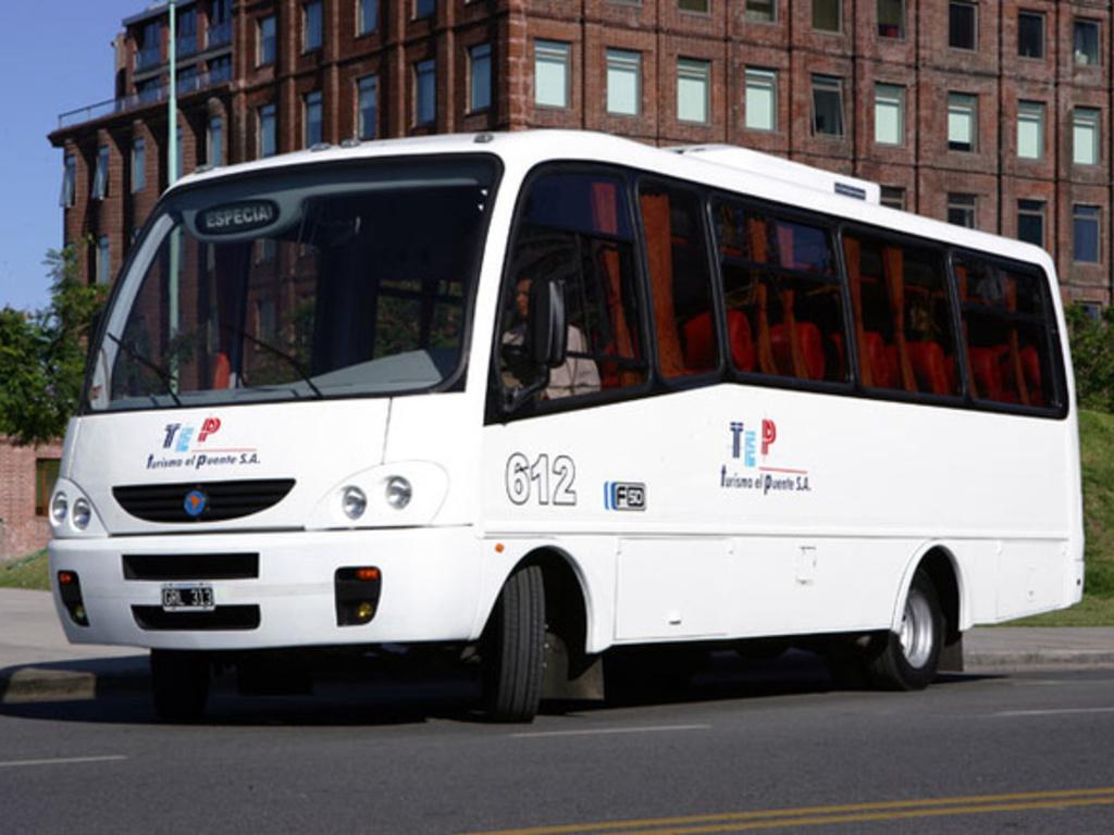 Eines unserer Fahrzeuge in Argentinien und Chile
