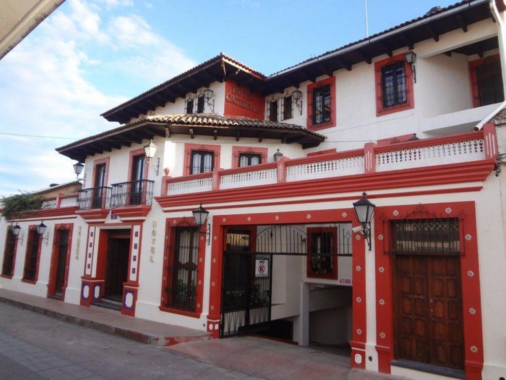 Hotel Catedral **(*) in San Cristóbal de las Casas