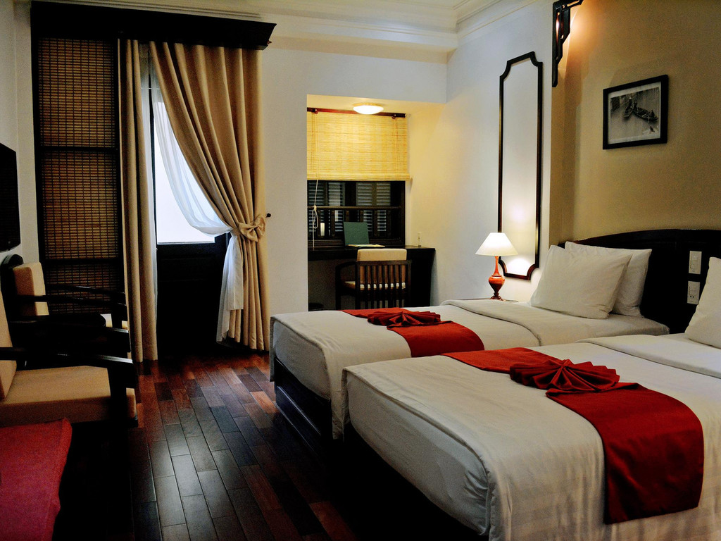 Hotel Thuy Duong 3***(*) in Hoi An