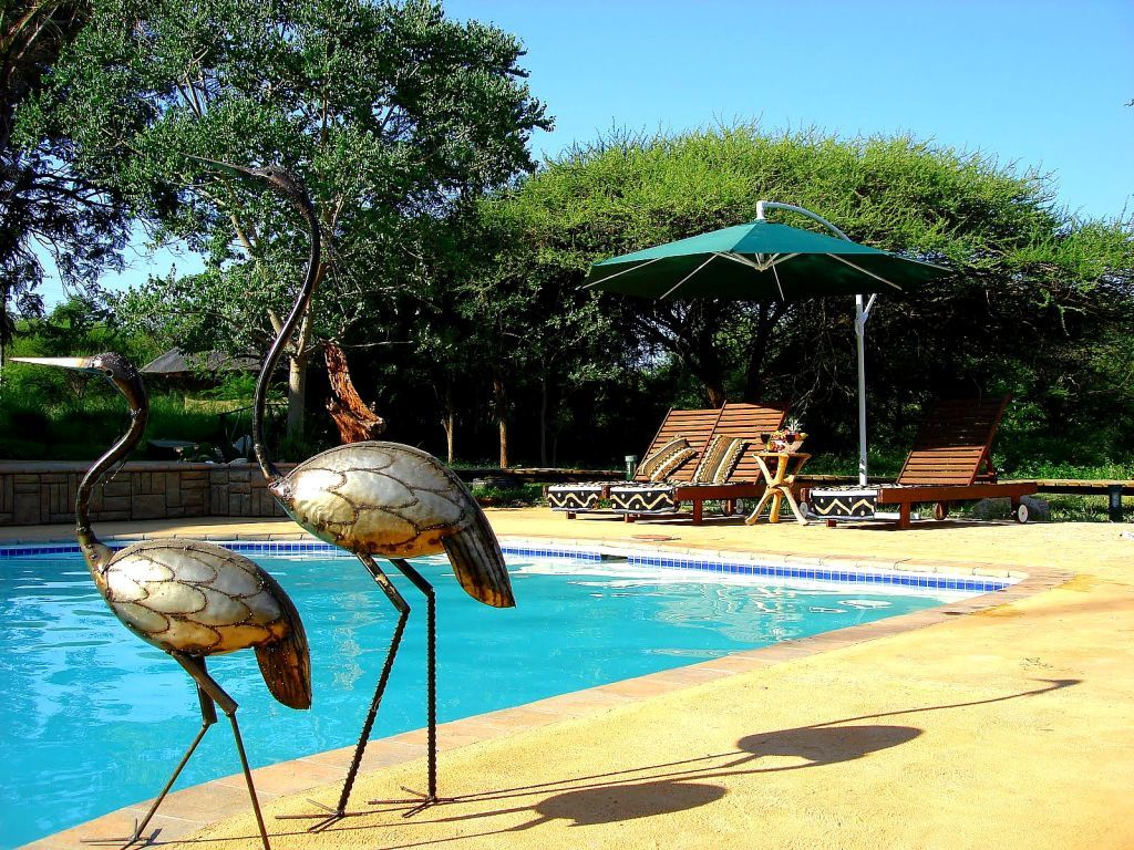 Kubu Safari Lodge **** in Guernsey-Wildreservat