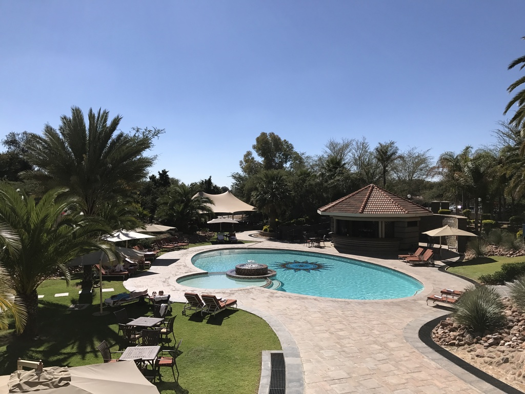 Safari Court Hotel ***(*) in Windhoek