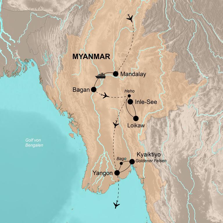Myanmar –