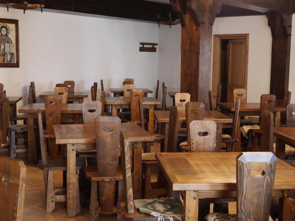 Holzklosteranlage in Breb
