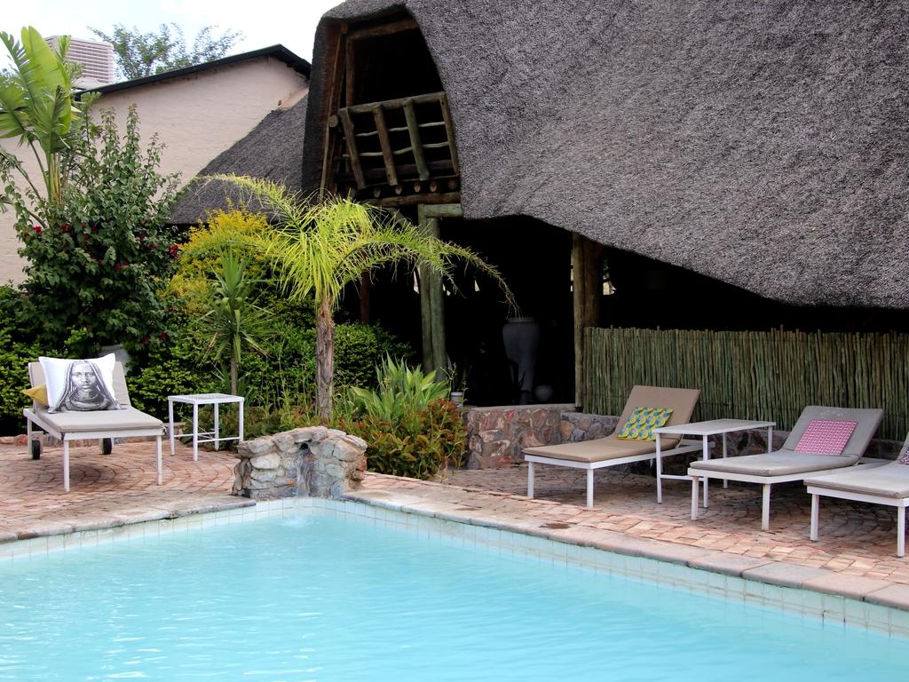 Etotongwe Lodge ** bei Outjo