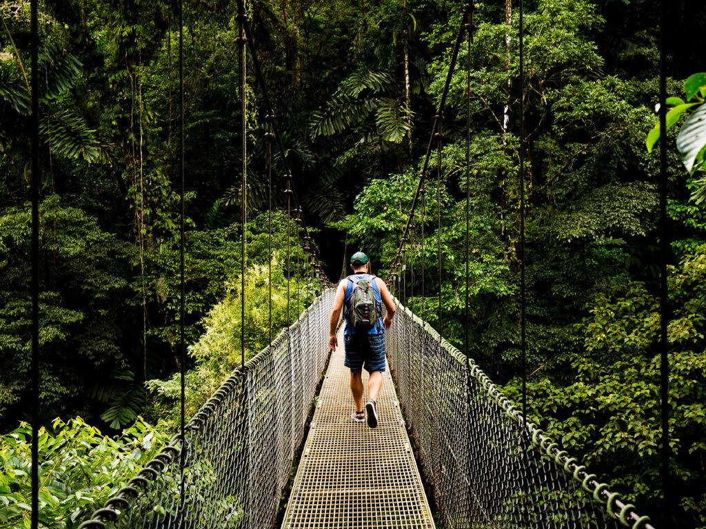 La Fortuna: Wanderung zum Wasserfall von La Fortuna, Nachmittag zur freien Verfügung