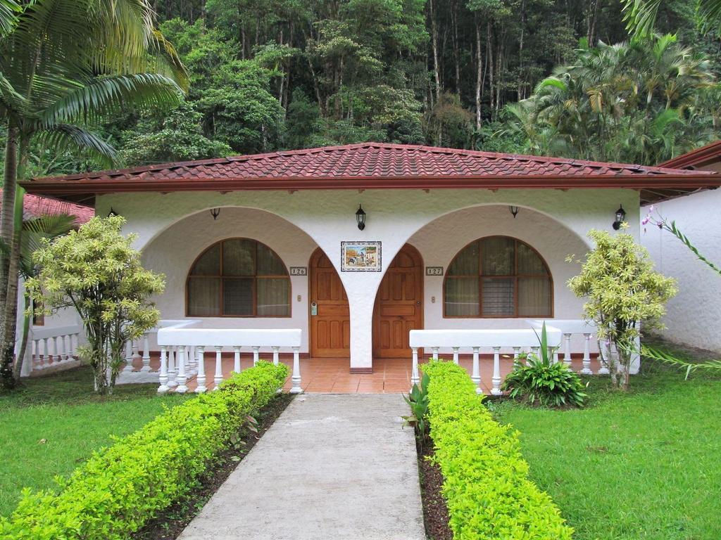 Hotel Rio Perlas *** im Orosi-Tal