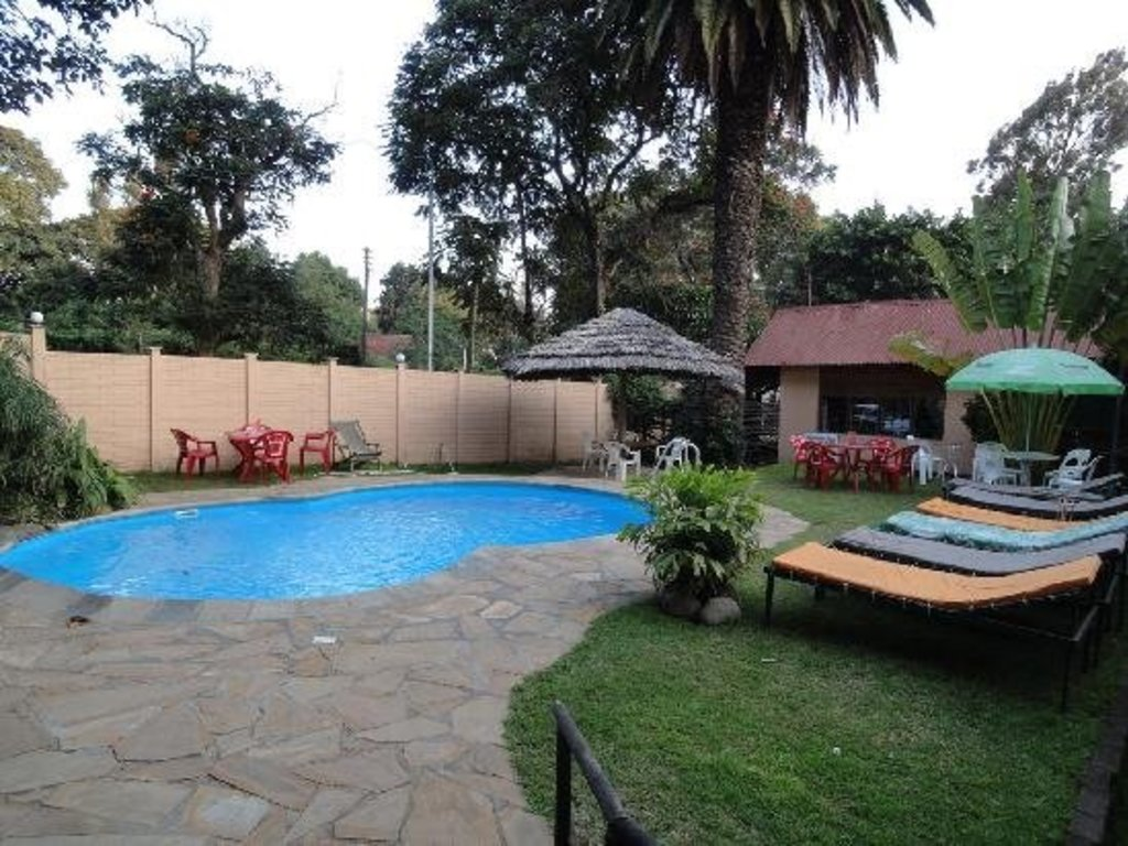 Outpost Lodge ** in Arusha