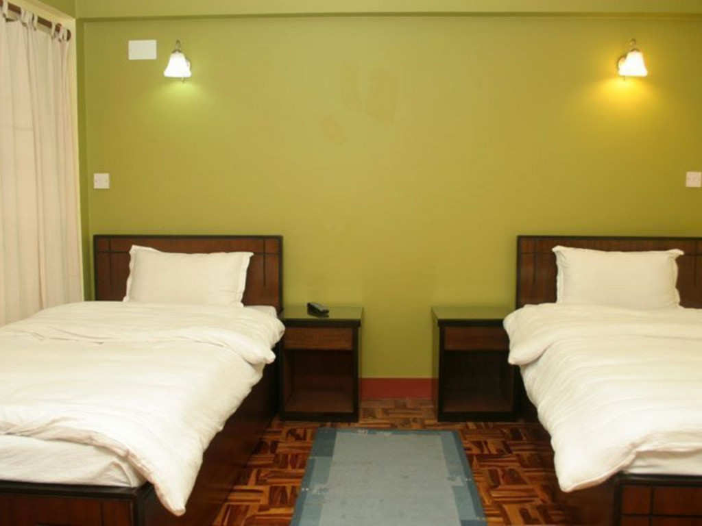 Vajra Guest House ** in Bhaktapur