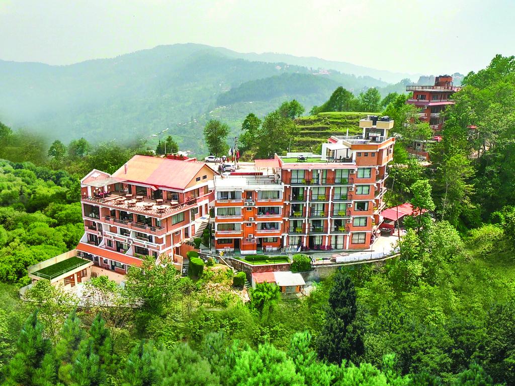 Himalayan Villa *** in Nagarkot