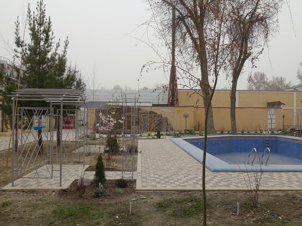 Hotel Registan*** in Samarkand