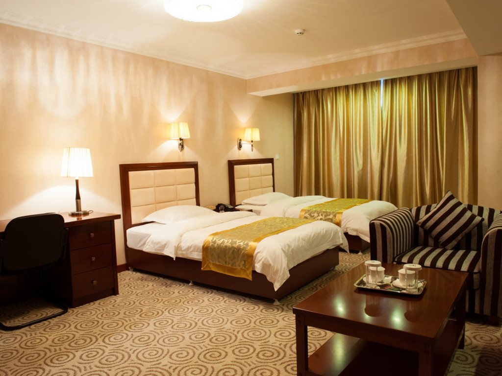 Hotel Platinum*** in Ulaanbaatar