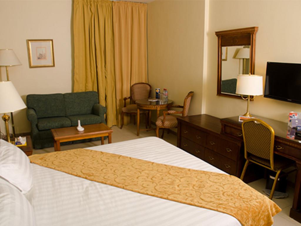 Grand Hotel *** in Madaba