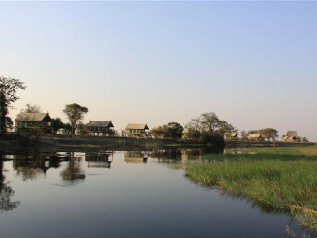 Chobe River Camp ***