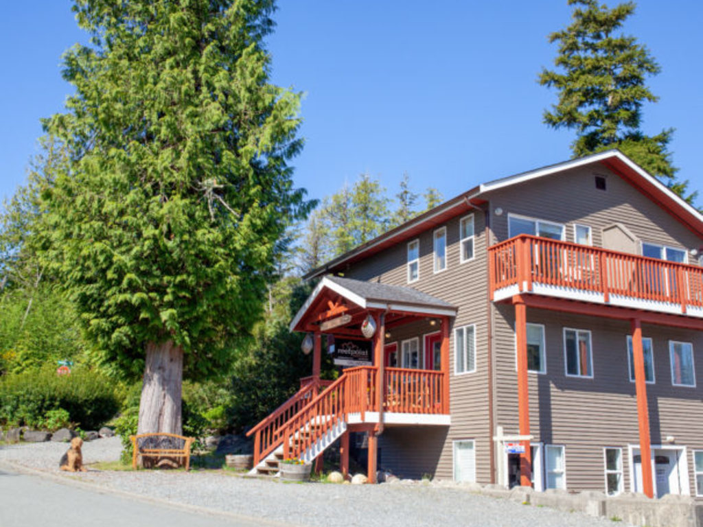 Reef Point Cottages ** in Ucluelet