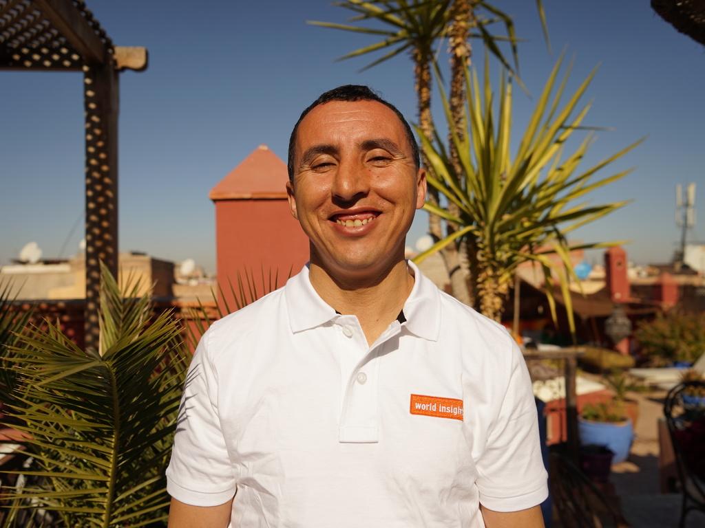 Ahmed Amehrek (Luxus der Weite)