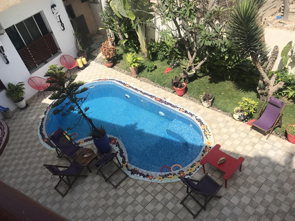 La Maison Abaka *** in Dakar