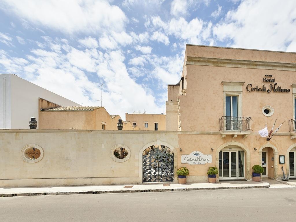 Corte di Nettuno **** in Otranto