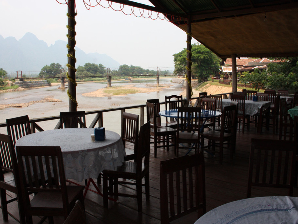 Thavonsouk *** in Vang Vieng
