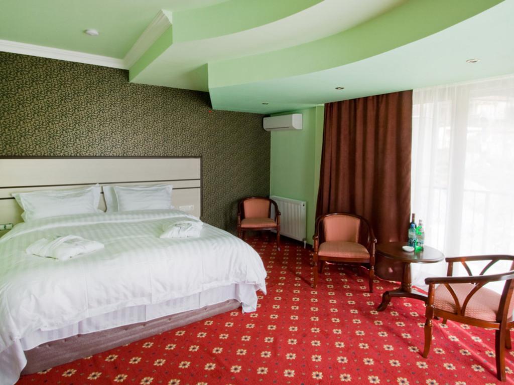 Hotel Borjomi Palace **** in Borjomi