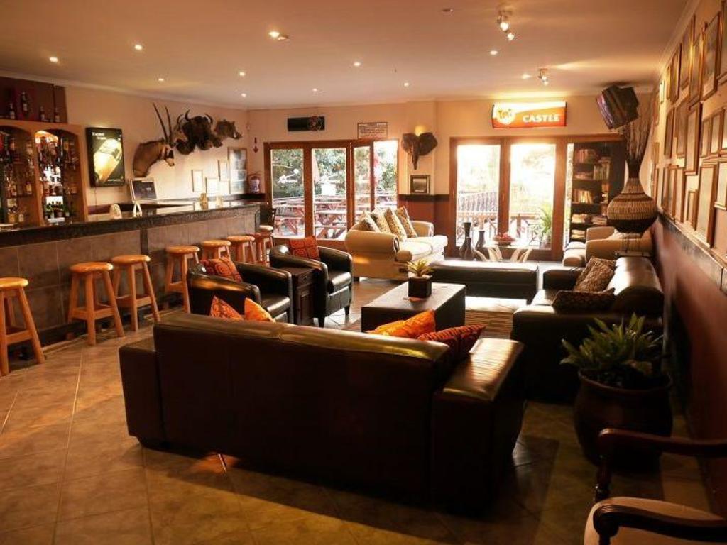 Elephant Lake Inn *** in St. Lucia