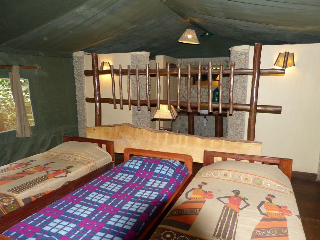 Kibale Guest Cottages *** am Kibale Forest-Nationalpark