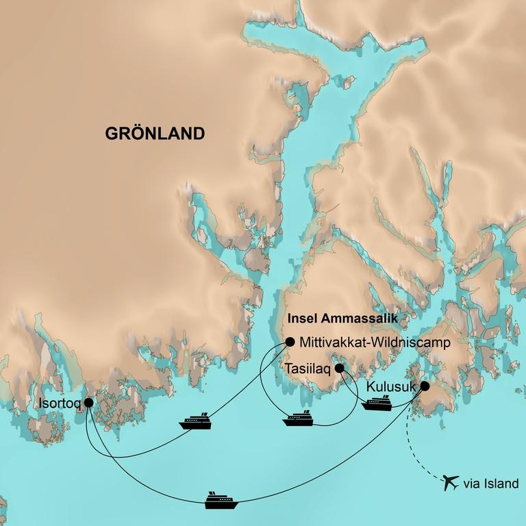 Grönland – Abenteuer Arktis