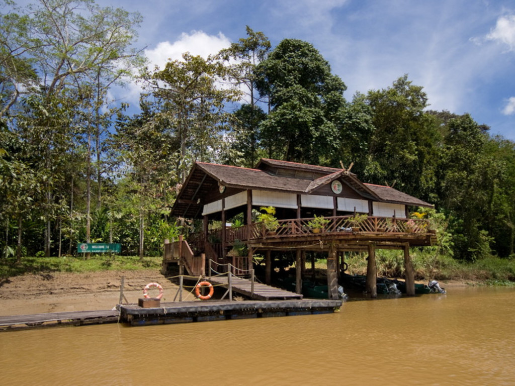 Sukau Rainforest Lodge ***(*) in Kinabatangan
