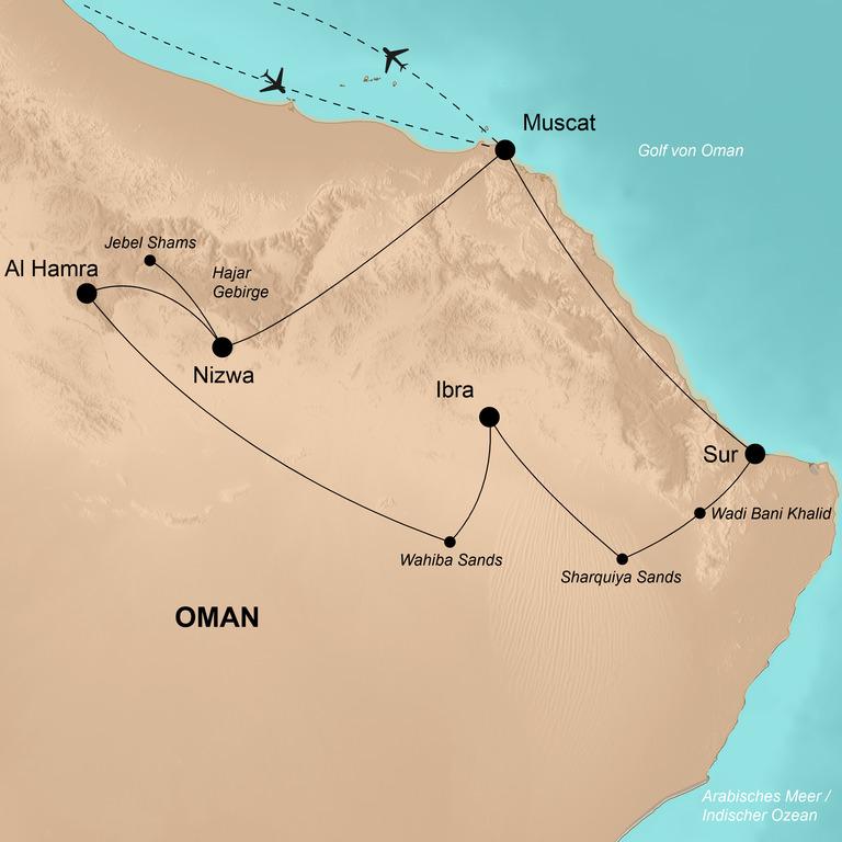 Oman –