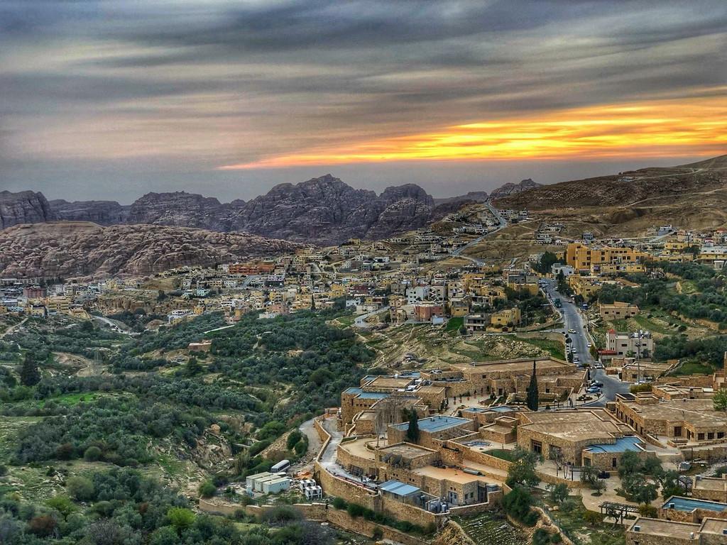 Old Village Resort ***** in Wadi Musa