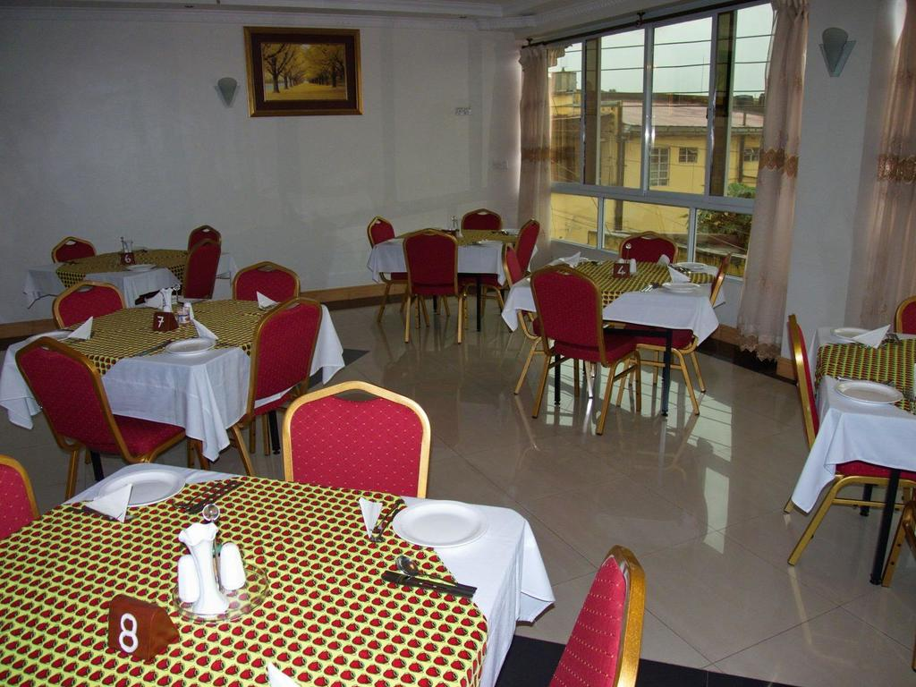 Mc Elly's Hotel ** in Arusha