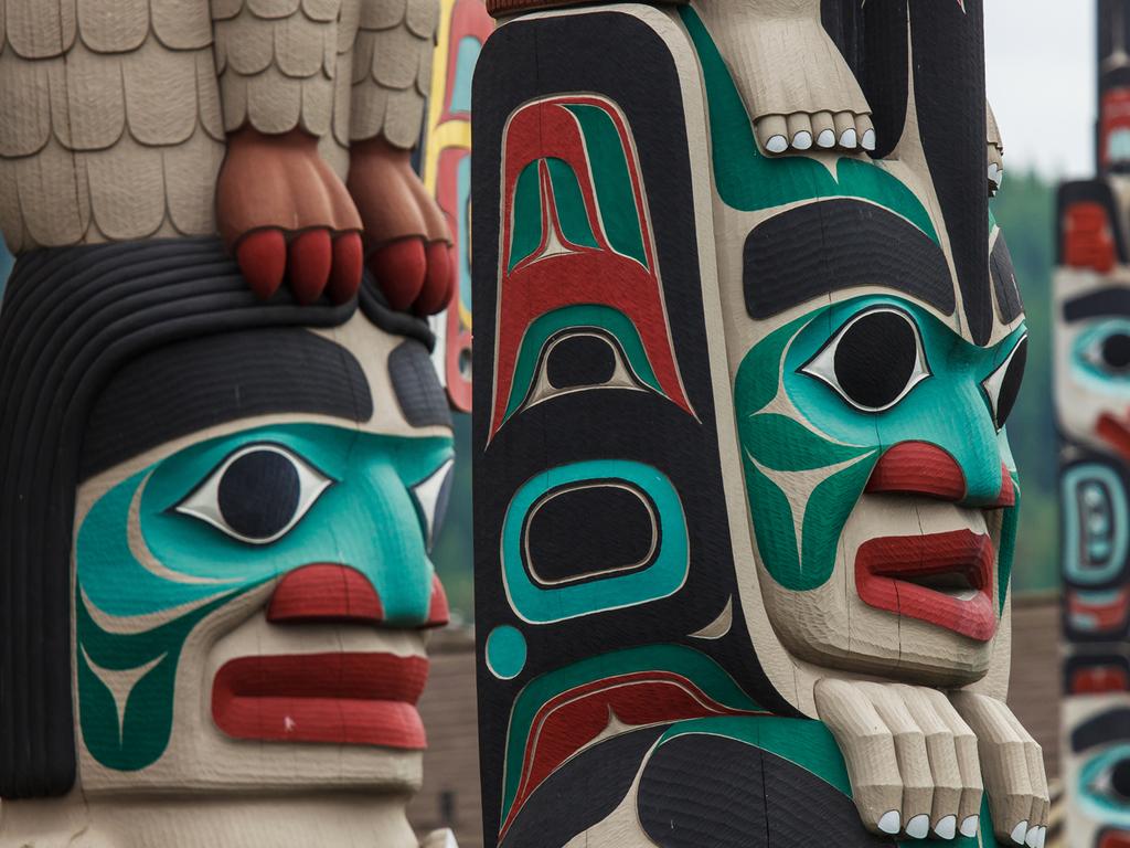 Vancouver: Musqueam-Kulturzentrum, Museum of Anthropology, Stanley Park und Granville Island