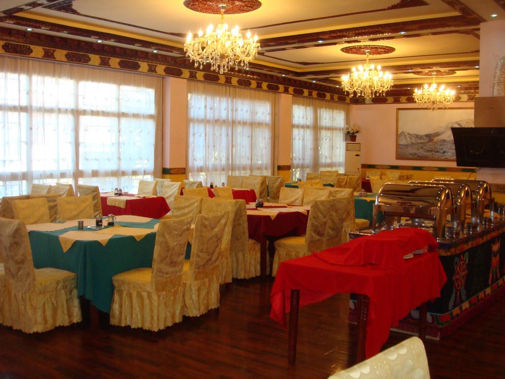 Hotel Manasarova*** in Shigatse
