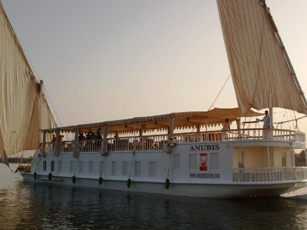 Anubis Dahabiya auf dem Nil