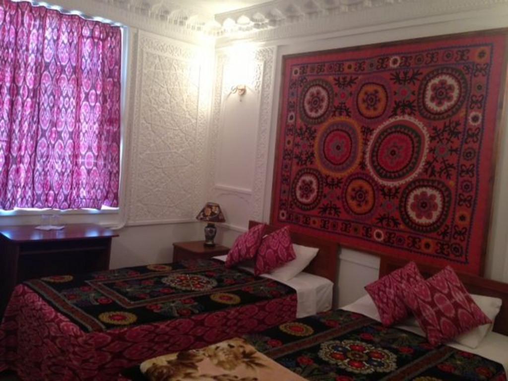 Hotel Minzifa*** in Buchara