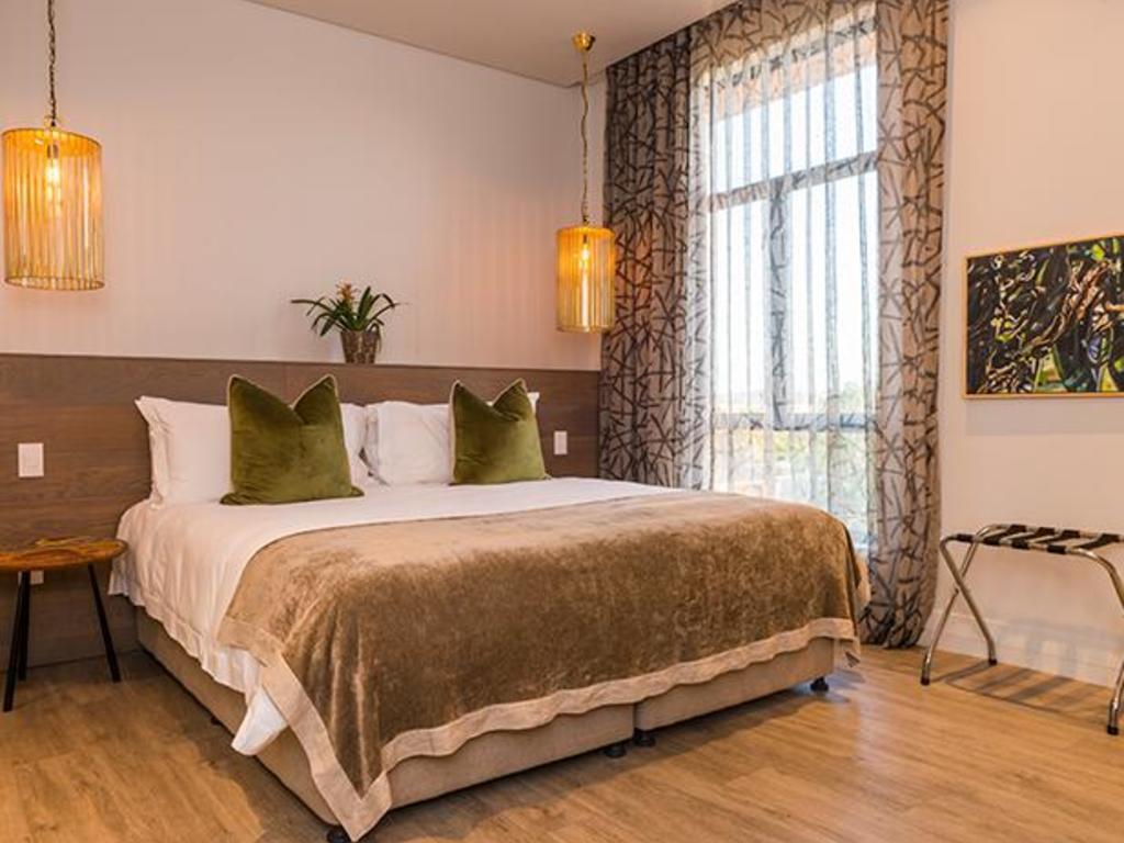 The Rex Hotel **** in Knysna