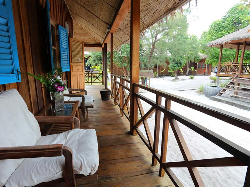 Sok San Beach Resort *** in Koh Rong
