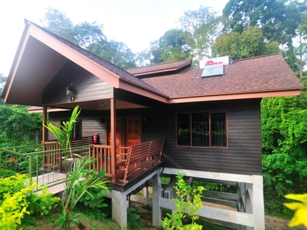 Nature Lodge *** in Sepilok