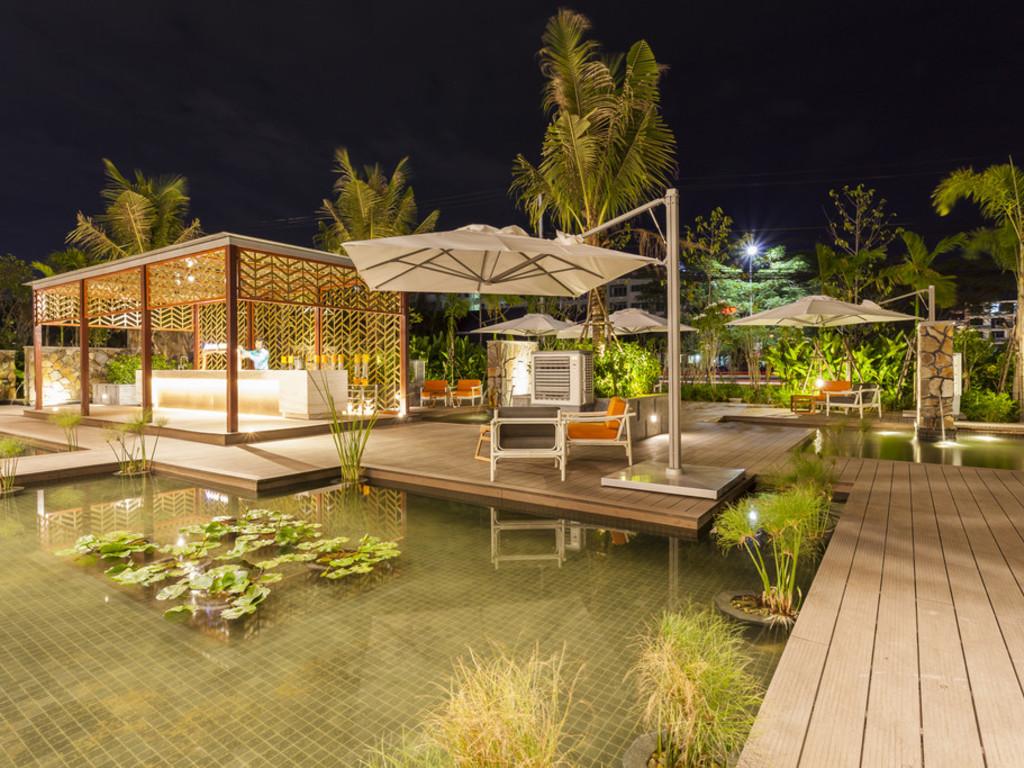 Crowne Plaza **** in Vientiane