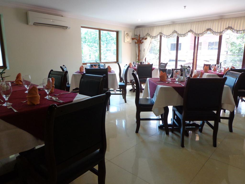 Hotel Cardamom*** in Phnom Phen