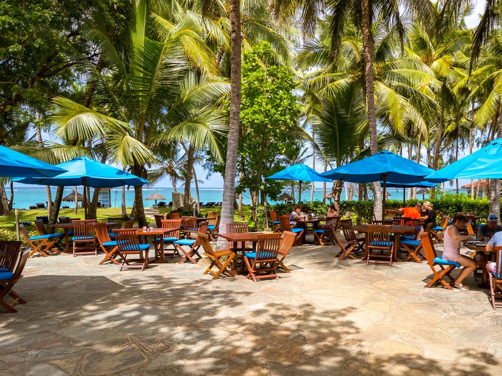 Diani Sea Resort ***(*) am Diani Beach