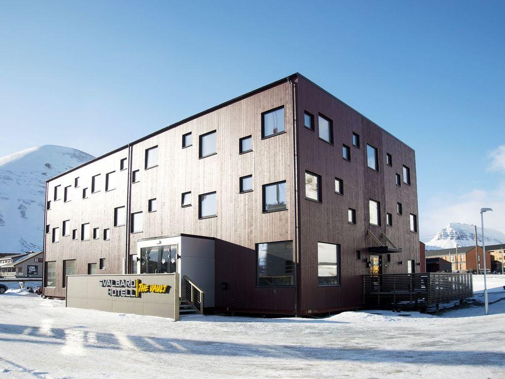 Svalbard Hotell The Vault *** in Longyearbyen