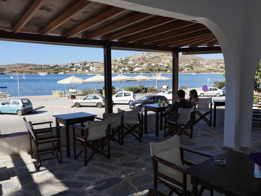 Asterias ** in Paros-Parikia