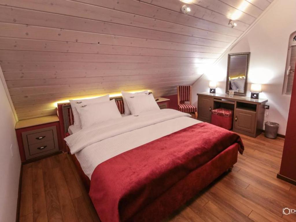 Hotel Vila Ime *** in Voskopoje